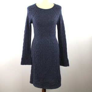Peruvian Connection Baby Alpaca Bywater Dress M